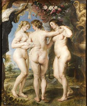 3-Xarites-Rubens