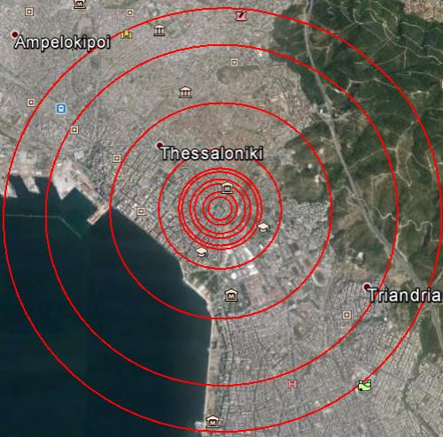 Θεσσαλονίκη-Ηλιακό-Σύστημα