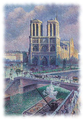Maximilien-Luce_NotreDame-de-Paris
