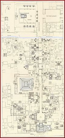 Teotihuacan-topografiko