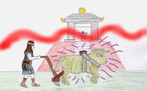 Ιάσων-ταύροι