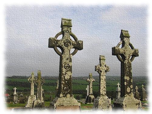 Ιρλανδικό-νεκροταφείο
